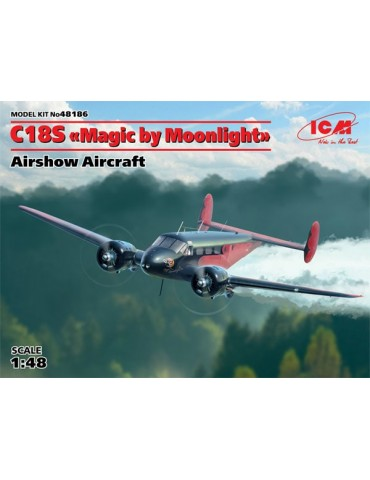 "ICM 48186 Beech C18S ""Magic..."