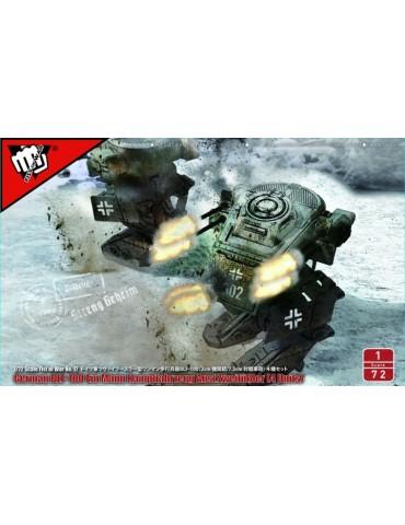 Modelcollect UA72195 Fist...