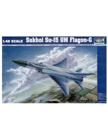 Trumpeter 02812 Сухой Су-15...