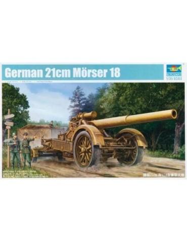 Trumpeter 02314 German 21cm...