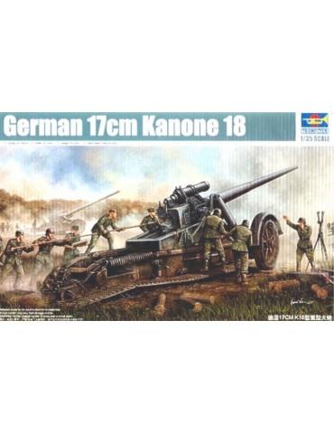 Trumpeter 02313 German 17cm...