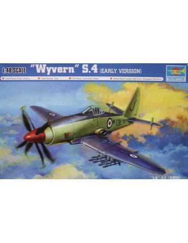 Trumpeter 02843 Wyvern S.4...