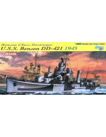 Dragon 1032 U.S.S. Benson...