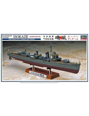 Hasegawa 40069 IJN Destroyer Type Koh Isokaze Superdetail 1/350
