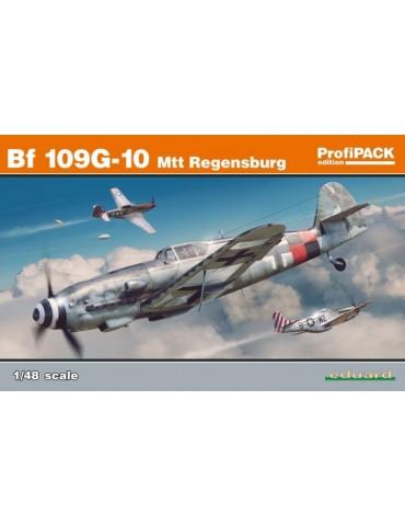 Eduard 82119 Bf 109G-10 Mtt...