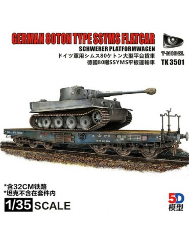 T-model TK3501 German 80ton...