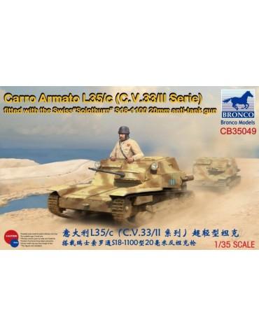 Bronco CB35049 Carro Armato...