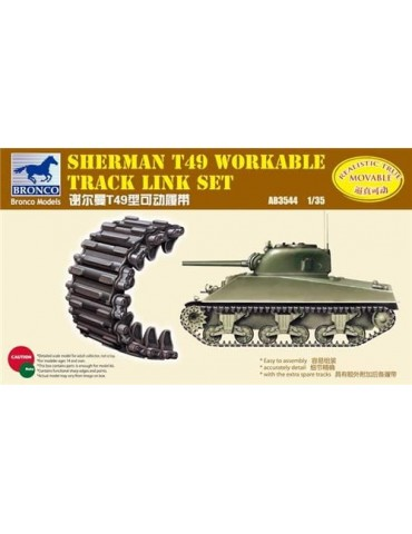 Bronco AB3544 Sherman T49...