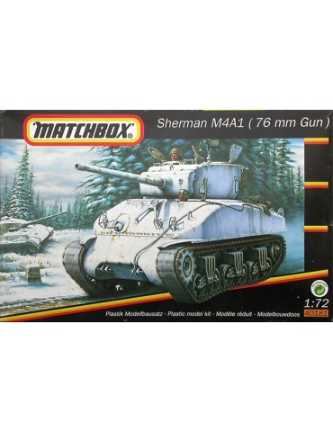 Matchbox 40181 Sherman M4A1...