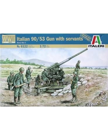 Italeri 6122 Italian 90/53...