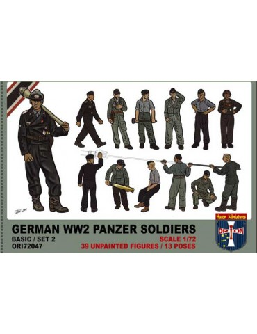 Orion 72047 WWII German...