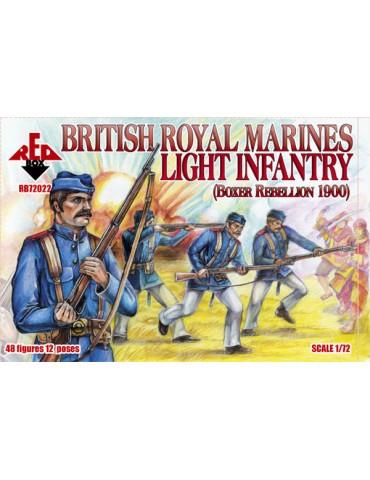 Red Box RB72022 British...
