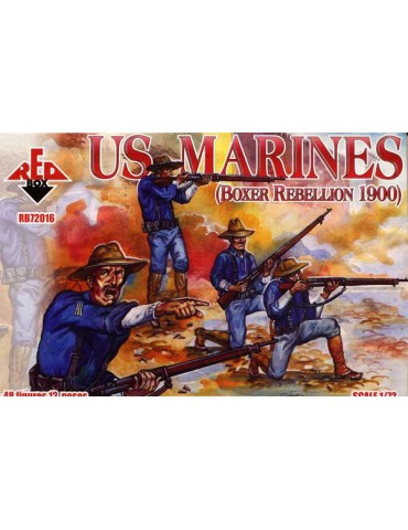Red Box RB72016 US Marines...
