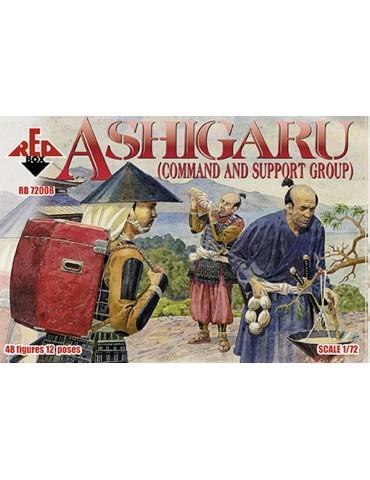 Red Box RB72008 Ashigaru...