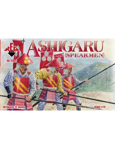 Red Box RB72007 Ashigaru...