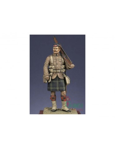Metal Modeles GG19 Scottish...