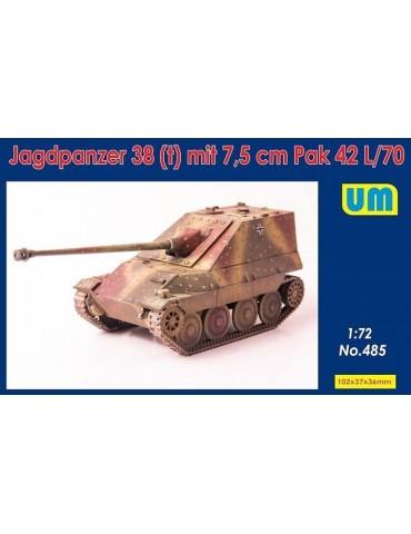 UM 485 Jagdpanzer 38(t) mit...