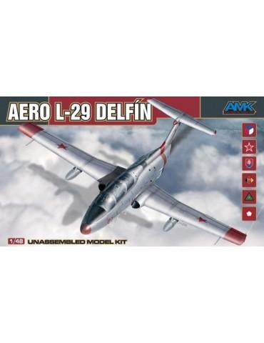 AMK 88002 Aero L-29 Delfin 1/48