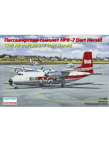 Eastern Express ЕЕ144125 HPR-7 Dart Herald BIA 1/144
