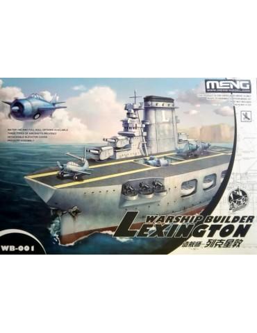 Meng WB-001 Warship builder...