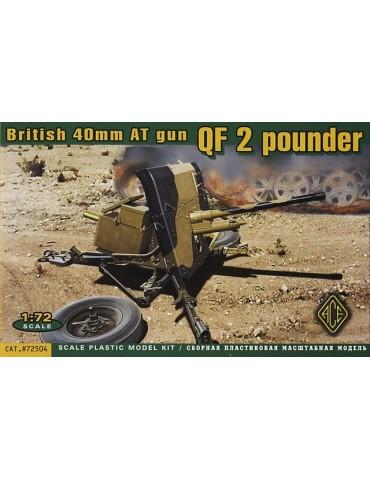 ACE 72504 British 40mm AT...