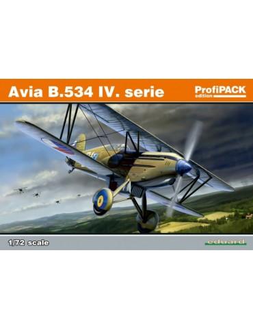 Eduard 70102 Avia B.534...