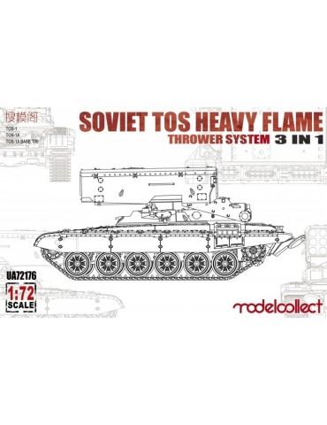 Modelcollect UA72176 Тяжелая огнементная система ТОС 3 в 1 1/72