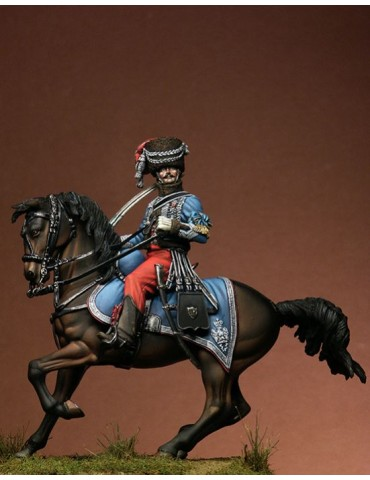 Pegaso Models 54-904 Captain Theron, AdC of Lasalle 54 мм