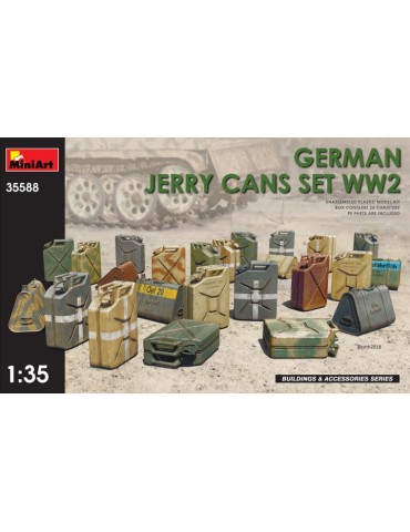 MiniArt 35588 German Jerry...