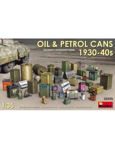 MiniArt 35595 Oil & Petrol...
