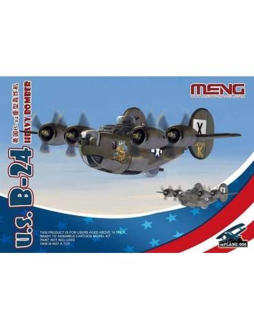 Meng mPLANE-006 U.S. B-24...