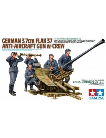 Tamiya 35302 German 3.7cm...