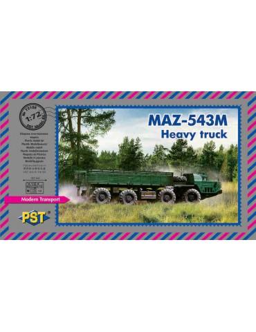PST 72100 МАЗ-543М бортовой...