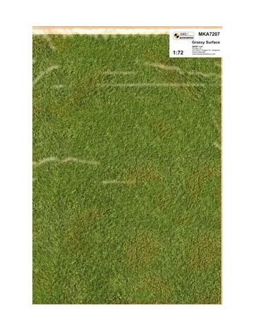 Mark I MKA7207 Grassy...