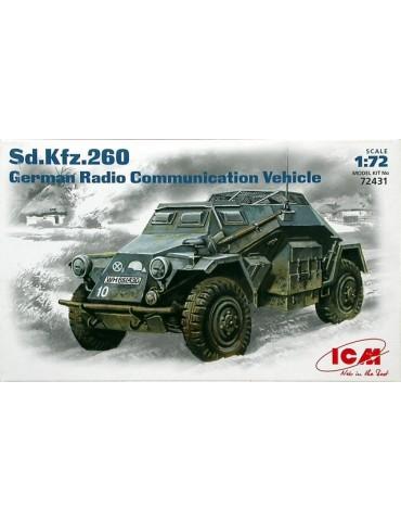 ICM 72431 Sd.Kfz. 260...