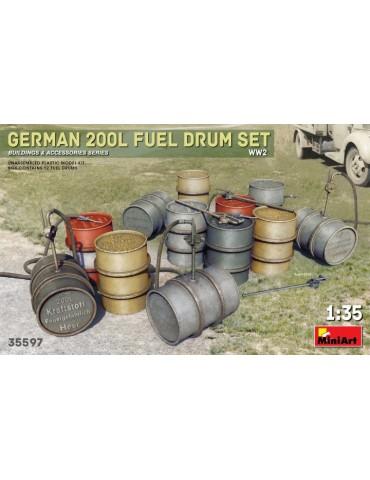 MiniArt 35597 German 200...