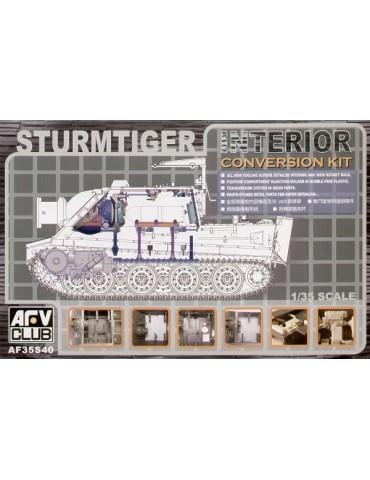 AFV Club AF35S40 Sturmtiger...