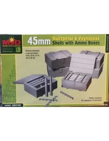 MSD-Maquette MSD 35032...