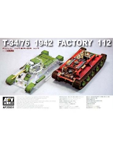 AFV Club AF35S51 Т-34/76...