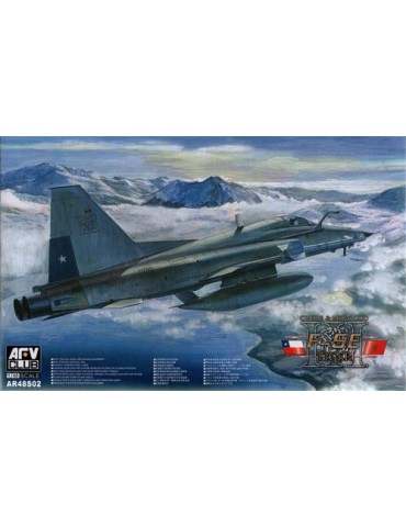 AFV Club AR48S02 F-5E Tiger...