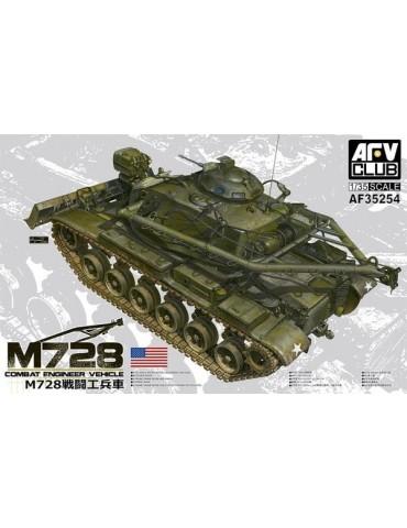 AFV Club AF35254 Combat Engineer Vehicle M728 1/35