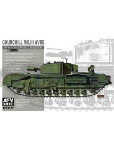 AFV Club AF35167 Churchill...