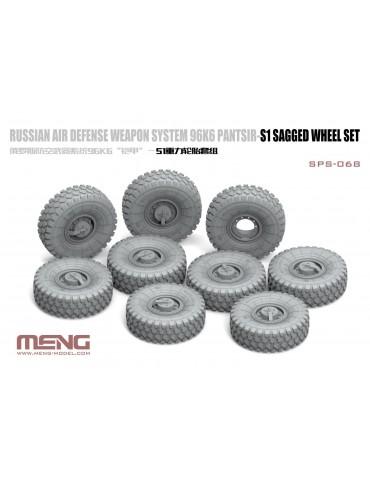 Meng SPS-068 Набор колес...