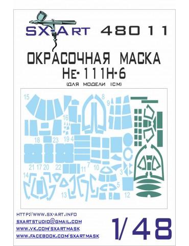 SX-Art 48011 Окрасочная...