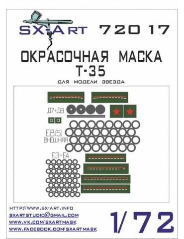 SX-Art 72017 Окрасочная...