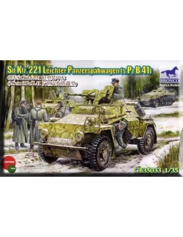 Bronco CB35033 Sd.Kfz. 221...
