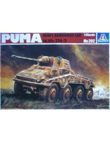 Italeri 202 Puma Heavy...