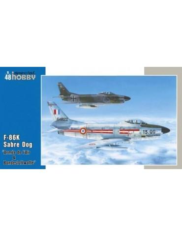 Special Hobby SH48126 F-86K...