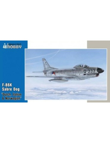 Special Hobby SH48123 F-86K...