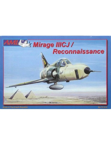 AML 72018 Mirage IIICJ Reconnaissance 1/72